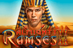 ALMIGHTY RAMSES 2 EGT SLOT GAME