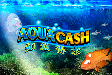 AQUA CASH SPADEGAMING SLOT GAME