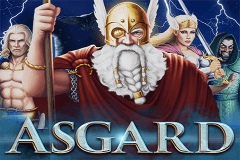 logo asgard rtg slot game