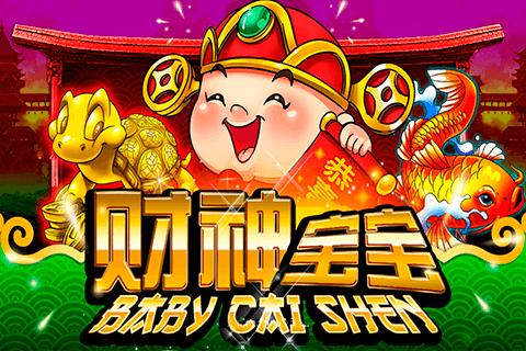 BABY CAI SHEN SPADEGAMING SLOT GAME