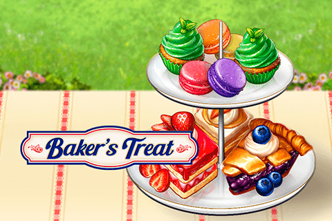 BAKERS TREAT PLAYN GO SLOT GAME