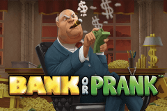 BANK OR PRANK STAKE LOGIC SLOT GAME