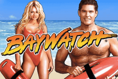 logo baywatch igt slot game