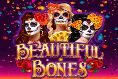 logo beautiful bones microgaming slot game