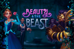 logo beauty and the beast yggdrasil slot game