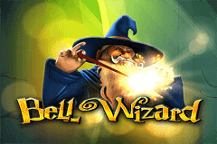 logo bell wizard wazdan slot game