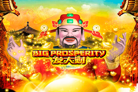 BIG PROSPERITY SPADEGAMING SLOT GAME