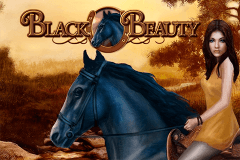 logo black beauty bally wulff slot game