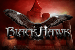 logo black hawk wazdan slot game