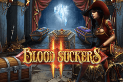 logo blood suckers ii netent slot game