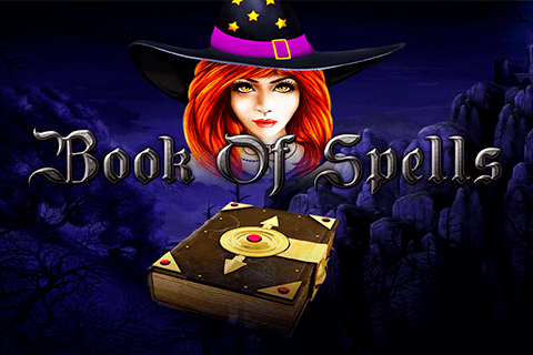 BOOK OF SPELLS TOM HORN SLOT GAME