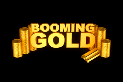 logo booming gold booming games slot game