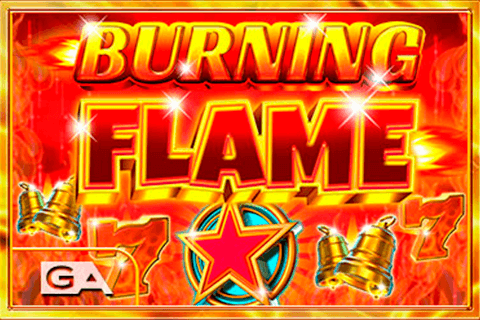 BURNING FLAME GAMEART SLOT GAME