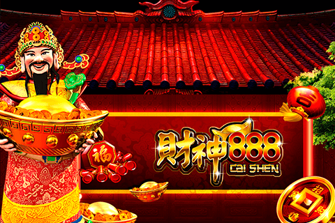 CAI SHEN 888 SPADEGAMING SLOT GAME