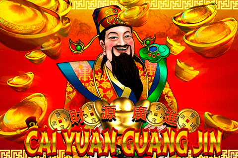 CAI YUAN GUANG JIN SPADEGAMING SLOT GAME