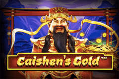 logo caishens gold pragmatic slot game