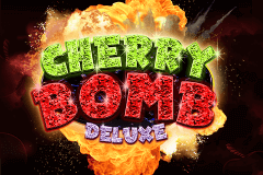 logo cherry bomb booming games slot game