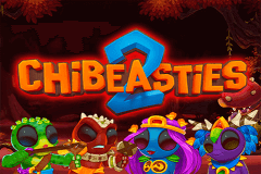 logo chibeasties 2 yggdrasil slot game