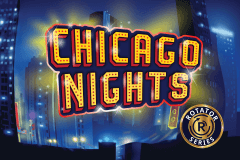 logo chicago nights booming games slot game