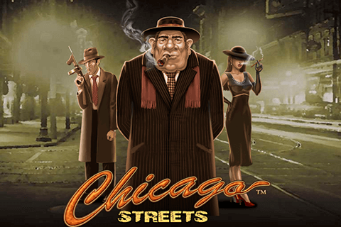 CHICAGO STREETS PLAYTECH SLOT GAME
