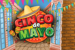 logo cinco de mayo booming games slot game