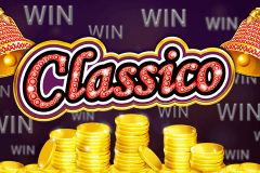 logo classico booming games slot game