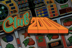 logo club 2000 stake logic slot game