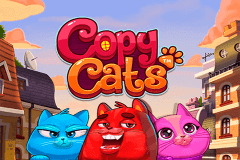 logo copy cats netent slot game
