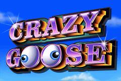 logo crazy goose ainsworth slot game