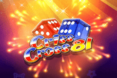 logo criss cross 81 wazdan slot game