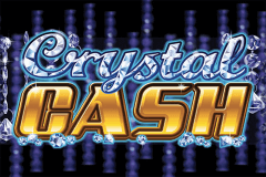 logo crystal cash ainsworth slot game