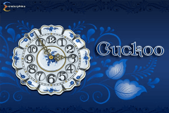 logo cuckoo endorphina slot game