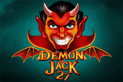 logo demon jack 27 wazdan slot game