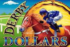 logo derby dollars rtg slot game