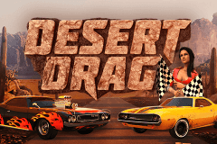 logo desert drag booming games slot game