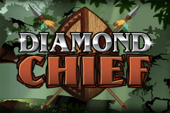 logo diamond chief ainsworth slot game