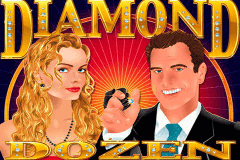 logo diamond dozen rtg slot game