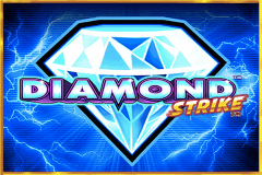 logo diamond strike pragmatic slot game