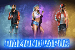 logo diamond vapor endorphina slot game