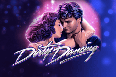 logo dirty dancing playtech slot game