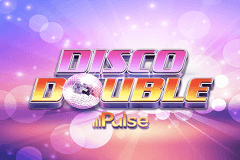 logo disco double isoftbet slot game