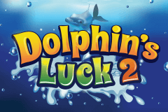 logo dolphins luck 2 booming games slot game