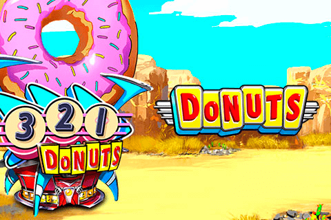 DONUTS BIG TIME SLOT GAME