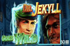 logo dr jekyll goes wild barcrest slot game
