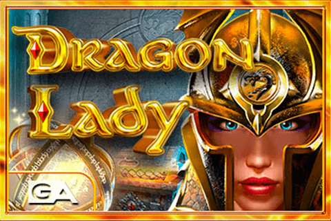 DRAGON LADY GAMEART SLOT GAME