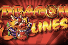 logo dragon lines ainsworth slot game