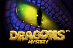 logo dragons mystery stake logic slot game