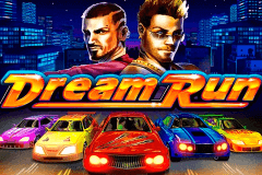 logo dream run rtg slot game