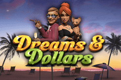 logo dreams dollars stake logic slot game