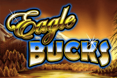 logo eagle bucks ainsworth slot game